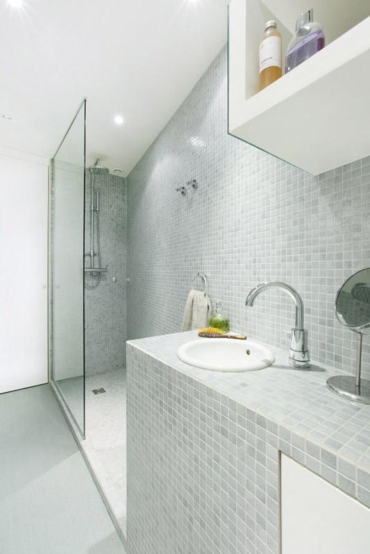 Salle De Bain Petit Espace Couloir ~ Meilleure inspiration pour ...