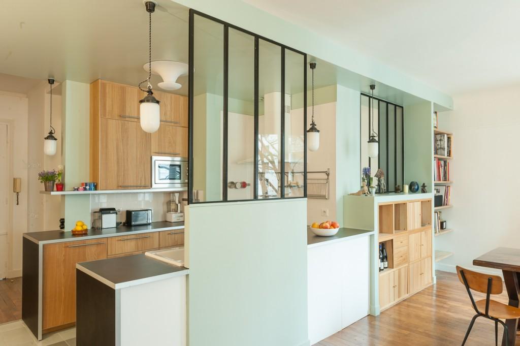 Appartement Farjo Coeur De Cuisine Maema Architectes